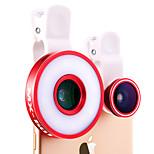 объектив для мобильного телефона объектив с рыжим глазком широкоугольный объектив макросъемка алюминиевый сплав 10x и выше 25 0,01 180