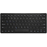 Bluetooth Эргономичная клавиатура Резиновая клавиатура Для Windows 2000/XP/Vista/7/Mac OS Андроид OS iOS iPad 1 iPad 2 iPad 3 iPad 4 iPad