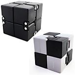 2pc fidget бесконечность куб палец рука обложка бесконечный квадрат волшебный куб edc add adhd anti беспокойство стресс reliever