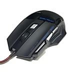 usb проводной игровой мыши 3200 dpi оптический светодиод 7 кнопок usb проводная игровая мышь для ПК игра