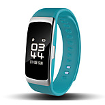 hhy новый s68 умный браслет шагомер кровяное давление сердечный ритм здоровье браслет ip68 глубина водонепроницаемый