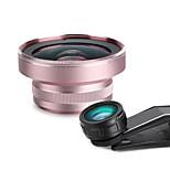 powcho wjb объектив для мобильного телефона 230 объектив с рыбками для глаз 0.45x широкоугольный объектив 12x макрообъектив алюминиевый
