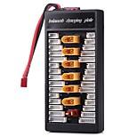 Зарядное устройство USB 6 портов Настольная зарядная станция Универсальный Адаптер зарядки
