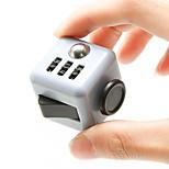 серый fidget куб палец рука магия магия сжать головоломка куб рабочий класс дом edc add adhd анти беспокойство стресс reliever 1pc