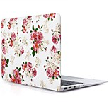 MacBook Кейс для MacBook Air, 13 дюймов MacBook Air, 11 дюймов MacBook Pro, 13 дюймов с дисплеем Retina Цветы Термопластик материал