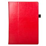чехол для lenovo tab4 tab 4 10 tb-x304f tb-x304n корпус funda tablet pu кожаный ручной держатель флип стойка раковина