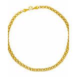 Муж. Ожерелья-цепочки В форме животных Дракон Позолота Хип-хоп Массивные украшения Бижутерия Назначение Для улицы Для клуба