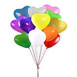 воздушные шары с воздушными шарами на воздушной подушке 12-дюймовые латексные шары 100 пачек для детских вечеринок для вечеринок для