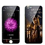 Закаленное стекло Защитная плёнка для экрана для Apple iPhone 7 Plus Защитная пленка для экрана и задней панели Защитная пленка на всё