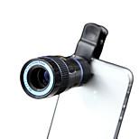 xihama 8x объектив мобильного телефона 8x длинный фокусный объектив алюминиевый сплав ABS для мобильного телефона android iphone