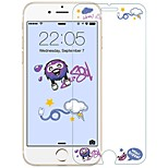 Закаленное стекло Защитная плёнка для экрана для Apple iPhone 8 Защитная пленка для экрана HD Взрывозащищенный Узор