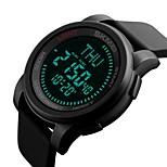 smartwatch водостойкий / водонепроницаемый длительный режим ожидания компас многофункциональный секундомер будильник хронограф календарь