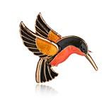 Жен. Девочки Броши Бижутерия Животный дизайн обожаемый Сплав Птица Бижутерия Назначение Для вечеринок
