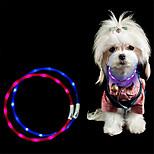 Декоративное освещение Светодиодные ожерелья LED Night Light-3W-USB Можно резать Перезаряжаемый Водонепроницаемый Декоративная - Можно