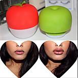 сексуальный рот красота зеленый двойной красный одиночный накидк насос устройство быстрый губы plumper