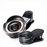 Черлло объектив для мобильного телефона с линзой для глаз с линзами 120 4k hd широкоугольный объектив с алюминиевым сплавом 40 мм для