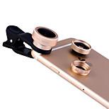 xihama мобильный телефон объектив рыбий глаз объектив широкоугольный объектив макросъемка алюминиевый сплав для android iphone