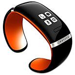 модный стиль l12s oled bluetooth браслет часы дисплей музыкальный проигрыватель / anti-lost функция