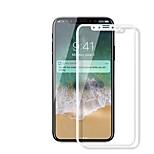 Закаленное стекло Защитная плёнка для экрана для Apple iPhone X Защитная пленка для экрана Уровень защиты 9H Против отпечатков пальцев
