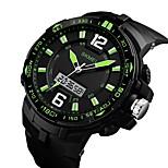 smartwatch водостойкий / водонепроницаемый длительный режим ожидания многофункциональный секундомер будильник хронограф календарь три