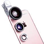 баннер мобильный телефон объектив 180 объектив с рыбками глаз 0.4x широкоугольный объектив 12.5x макро объектив алюминиевый сплав стекло