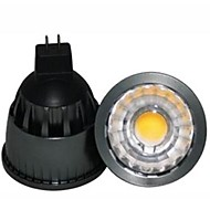 7W GU5.3(MR16) LED Spotlight A60(A19) COB 700LM lm Cool White Dimmable / Decorative DC 12 V
