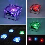 Solar nachgeahmt Kristallglas LED-Licht Liegelampe