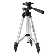 ismartdigi i-3110 4-delig camera statief (zilver + zwart) voor alle d.camera v.camera nikon canon sony olympus ...