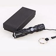 Small Waterproof LED Flashlight