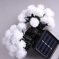 NO 7 M 50 LED Diode RGB / Zufällige Farben Wasserdicht 1.5 W Leuchtgirlanden AC100-240 V