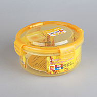 Cookies Plastic Container Fresh Food Container
