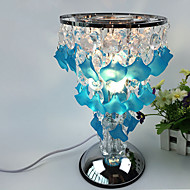 1PC Hanging Bead Touch-Sensitive Lamp  Kind Petals Fly Decorative Lamp Gift