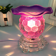 cristal 1pc petites huiles essentielles de raisin qui se déplacent la lumière douce type lampe aing de cadeaux sucrés festival