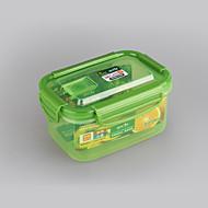 fabricante de porcelana de alimentos almuerzo contenedor sellado de la caja del alimento