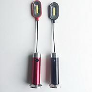 (含まれていない)磁石3 AAA電池付きアルミ合金シェル防水照明ワークライトと懐中電灯を主導