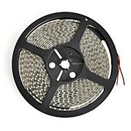 30W W شرائط قابلة للانثناء لأضواء LED lm DC12 5 م 600 الأضواء أبيض دافئ أبيض أحمر أصفر أزرق أخضر
