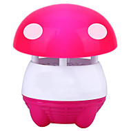 1pc champignon tueur de moustique lampe aucune femme enceinte lampe bébé anti-moustiques photocatalyseur de rayonnement