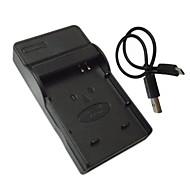 07a Micro USB aparat komórkowy ładowarka dla Samsung SLB-07A PL150 ST500 ST550 ST600 ST45 ST50