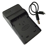 מטען לסוללת מצלמה מיקרו USB ניידים s006 עבור PANASONIC s002 דואר s006 דואר bm7 FZ7 FZ8 FZ18 FZ28 FZ30 fz35 FZ38 FZ50