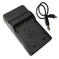 S006 micro usb mobil batterioplader til Panasonic S002 e S006 e BM7 FZ7 FZ8 FZ18 FZ28 FZ30 FZ35 FZ38 FZ50