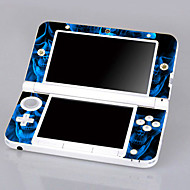 NEW 3DS Console Protective Sticker Cover Skin Controller Skin Sticker