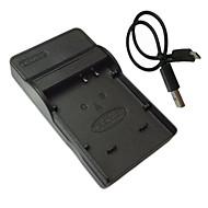 מטען לסוללת מצלמה מיקרו USB ניידים s005 עבור PANASONIC s005 דואר bcc12 FUJIFILM fnp70 DMC-fx8gk fx9gk fx10gk