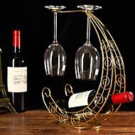 Vinreoler Støbejern,31*10*36CM Vin Tilbehør