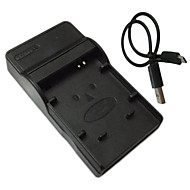 70a micro usb mobil batterioplader til Samsung SLB-70a bp-70a ES65 ES70 ST60 PL120 PL170 ST100