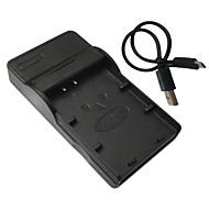מטען לסוללת מצלמה מיקרו USB ניידים el20 עבור NIKON EN-el20 J1 J2 J3 aw1 S1