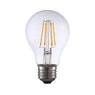 4W E26 LED Filament Bulbs A19 4 COB 350 lm Warm White Dimmable 120V 1 pcs