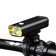 LED손전등 / 손전등 / 자전거 전조등 LED XP-G2 싸이클링 Himmennettävissä / 방수 / 충전식 / 휴대성 18650 400 루멘 배터리 캠핑/등산/동굴탐험 / 일상용 / 사이클링 / 여행 / 일 / 야외-조명