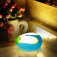 création sonore 1pc et contrôle de la lumière conduit son de qualité de lumière du capteur et contrôle de la lumière du lapin