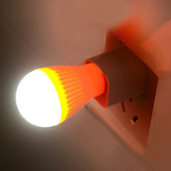 Creative Energy Saving USB Small Bulb  Portable Led Nightlight  Floodlight  Portable Mobile Power Supply  (Random Colour)