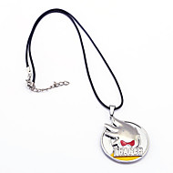 Inspired by Overwatch Anime Cosplay Accessories Necklace Silver Alloy
